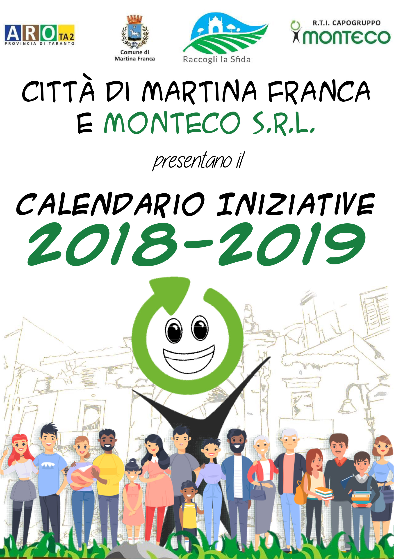 calendario eventi 2018-2019