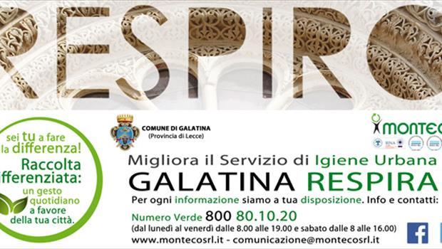 Galatina: dopo tante attese arriva Monteco